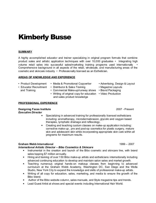 Sample Objective Examples In PDF Word Biodata Sheet Com Resume Examples  Cover Letter Template For Loss  Hair Stylist Resume Objective