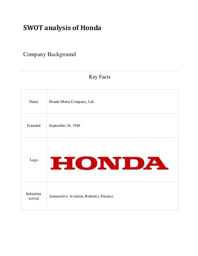 Honda Project Report Internship Koushik Tak Bba