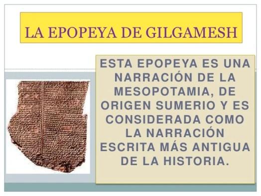 Resultado de imagen para Epopeya de Gilgamesh