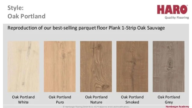 Portland 12 Hamberger Flooring