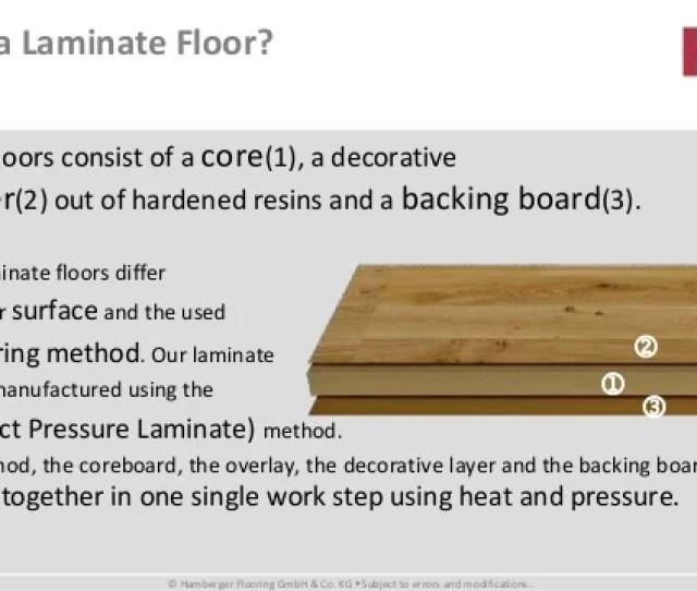 Hamberger Academy Laminate Floor 2
