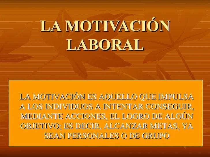 Amazon Com Satisfaccion Laboral Efectos Sobre La Motivacion El