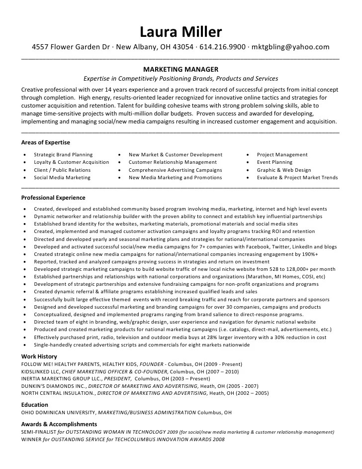 Regional Sales Manager Resume Samples VisualCV Resume Samples Sample Resume  Objectives For Management Business Management Resume  Sales Manager Resume Objective