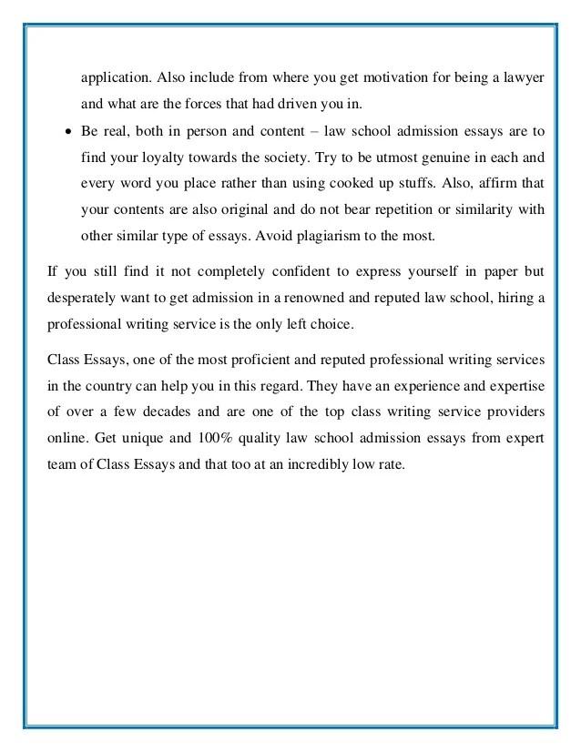3rd person essay