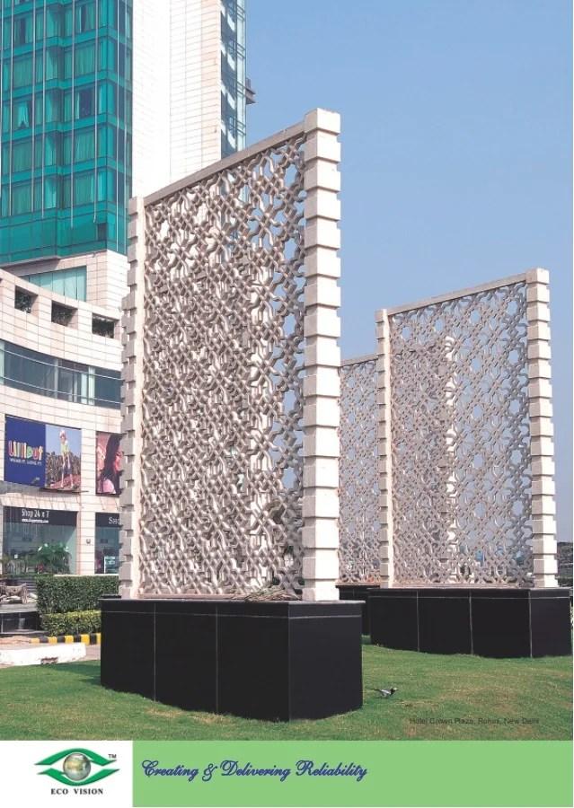 Eco Vision Industries Greater Noida Interlocking Pavers
