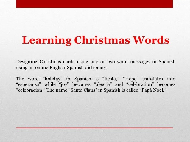 Christmas greetings phrases in spanish christmaswalls learn spanish christmas greetings and words m4hsunfo