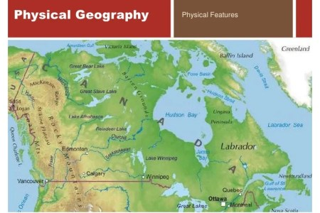physical geography of canada » Full HD MAPS Locations - Another ...