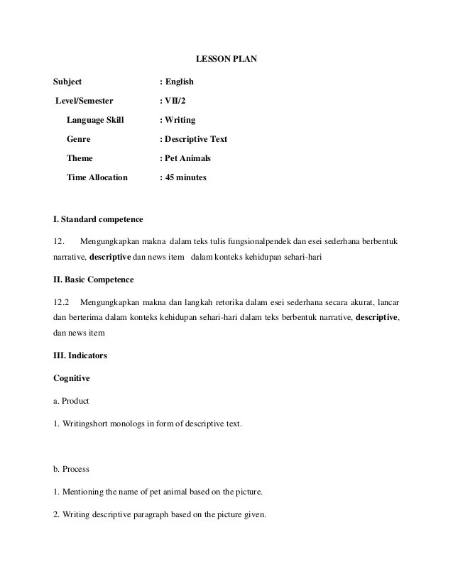 Resume Writing Lesson Plans High School Students  Lesson Plan  Cat