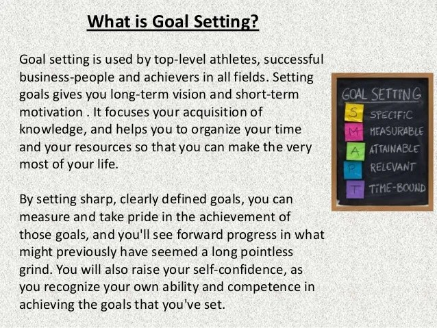 Debt Spiralling Out Of Control Setting Goals Lesson