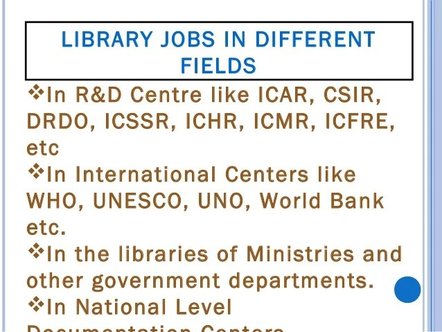 In Central Government Libraries In the newspaper libraries. In News Channels. In the Libraries of Radio Stations. In ...