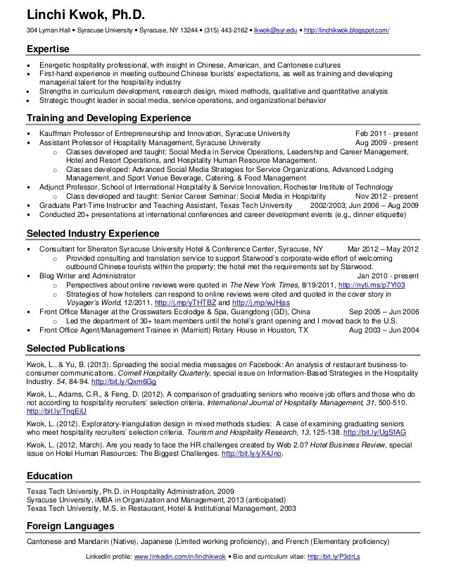 Example Of A One Page Resume. cv 1 page example personal statement ...