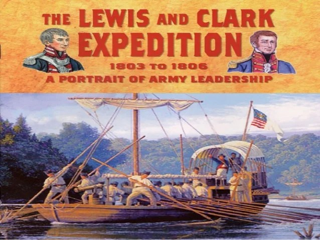 Rivers Travel What Clark Lewis And Did