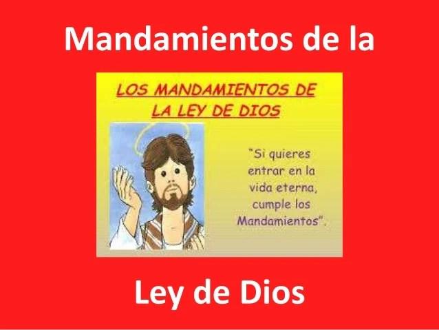 Dios De Sacramentos De 7 La Los Ley