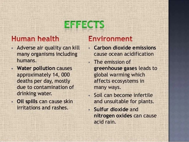 Reduce Power Pollution Plants Air