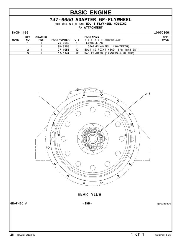 Caterpillar Spare Parts Catalog Pdf