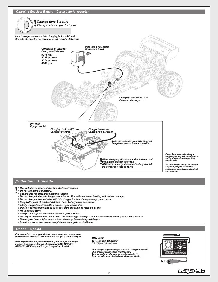 Hpi Baja 5b Parts    Diagram      Reviewmotorsco