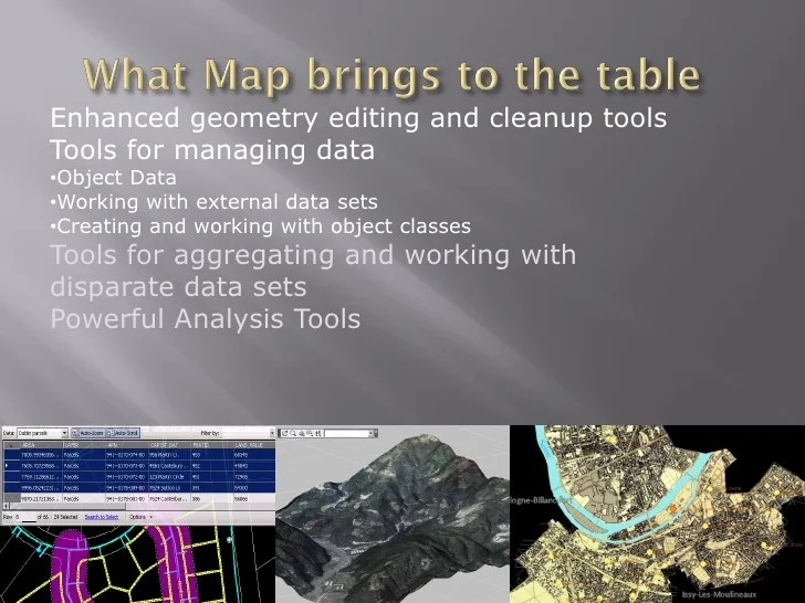 Map Tools in AutoCAD Civil 3D     data sets Powerful Analysis Tools  6