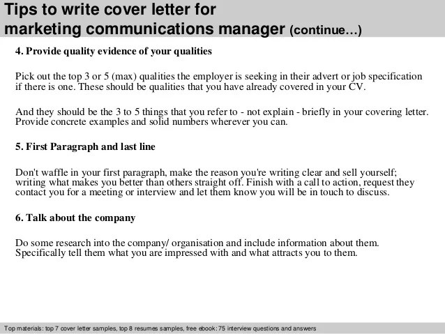 Communication Cover Letter. Mechanic Cover Letter Examples ...