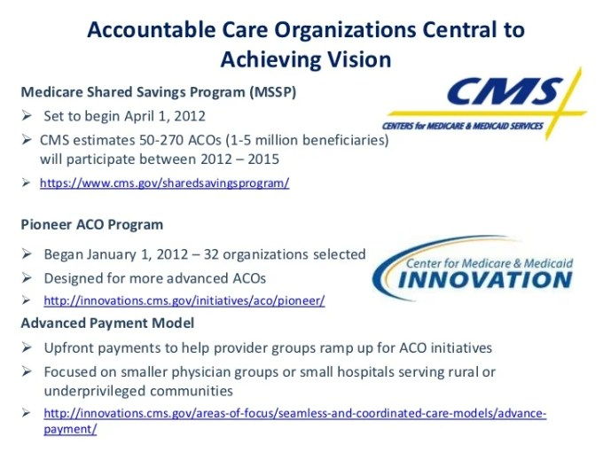 Mark Zezza Moving Towards Accountable Care In The Us