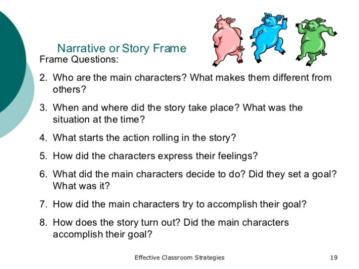 Frame Narrative Definition And Examples   Framess.co