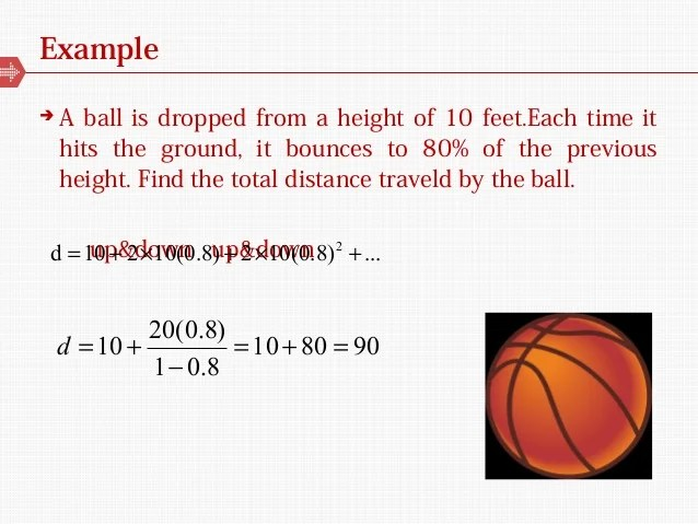 Examples Divisor Math