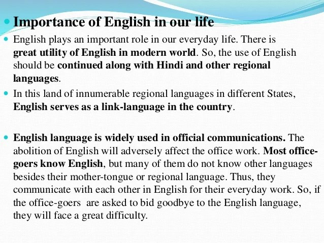 Essay Examples For High School Language Essays Ap English How To Score Aon Good English Essays Examples also Example Essay English Importance Of English In Our Life Hindi Language  Best Import  Essay Thesis Statement Examples