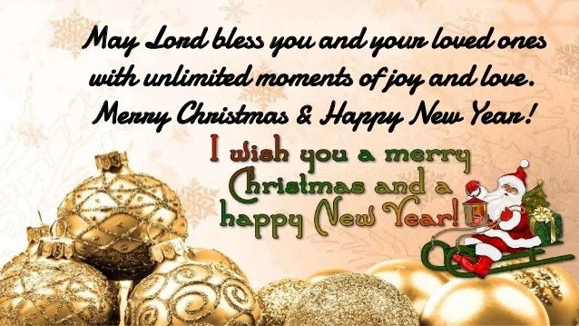 Wishing And Year Family Christmas And Merry You New Your Quotes Happy