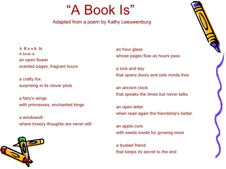 Metaphor Poems For Kids Poemsrom