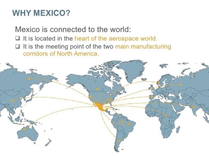 Resultado de imagen para aerospace mexico images