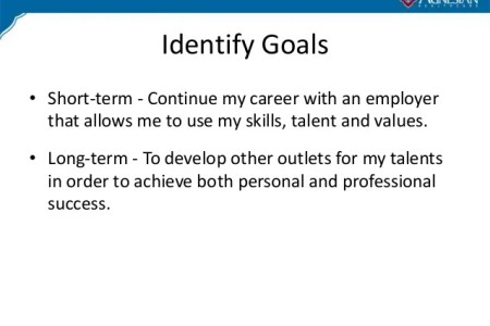 Short Personal Mission Statement Examples Images Resume Cover
