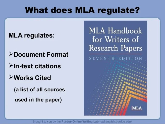 Mla Format Works Cited Web Page