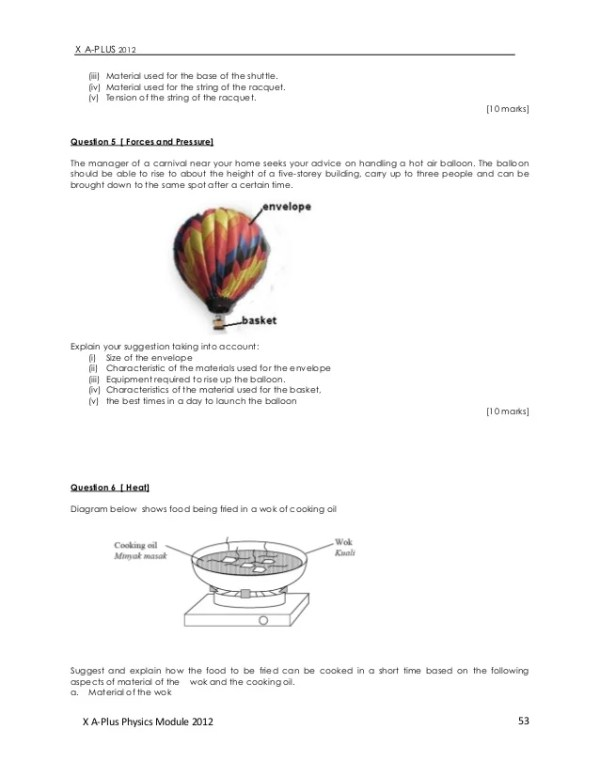 hot air balloon physic # 55