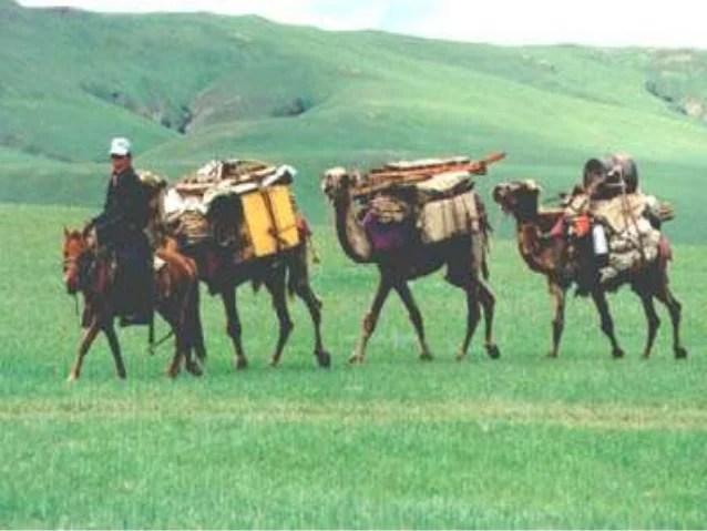Four Khanates Genghis Khan Empire