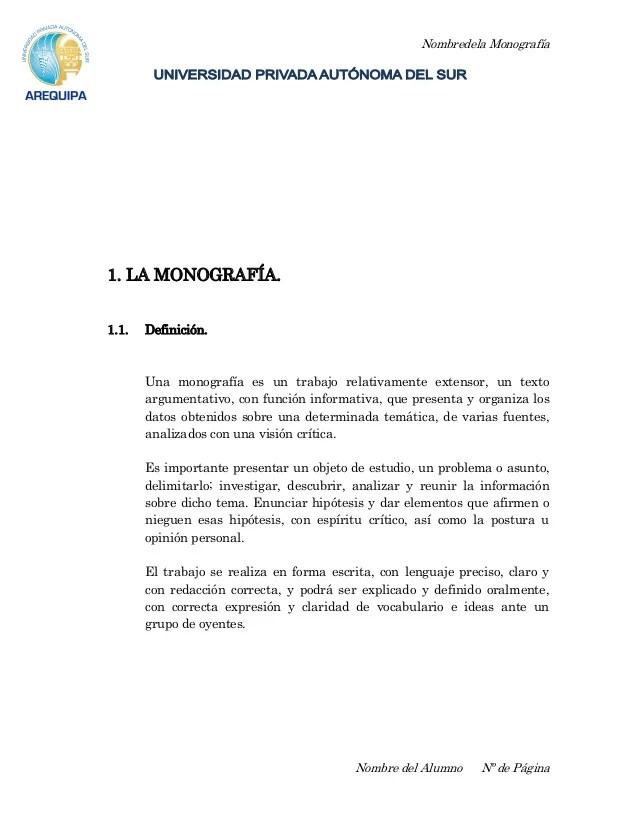 monografia modelo