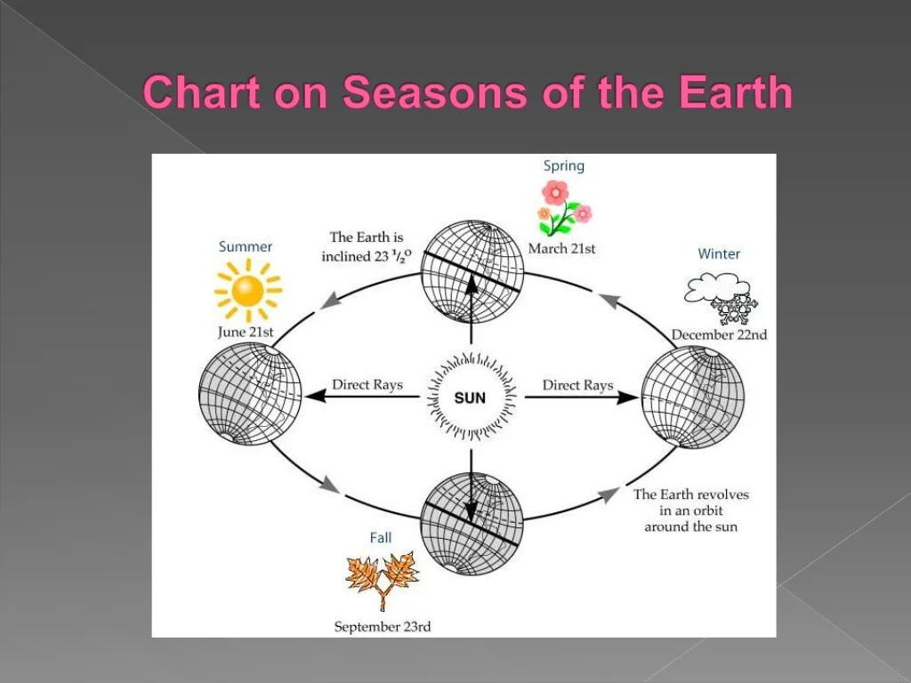 Motions Of The Earth Presentation 1