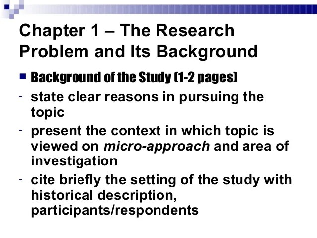 Mpa res 2 how to write your full blown research proposal