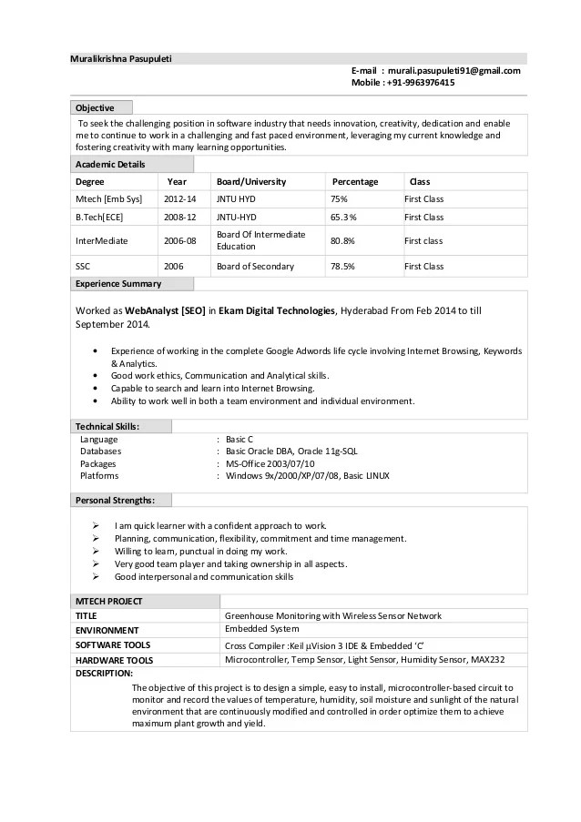 sample resume business systems oracle dba resume network