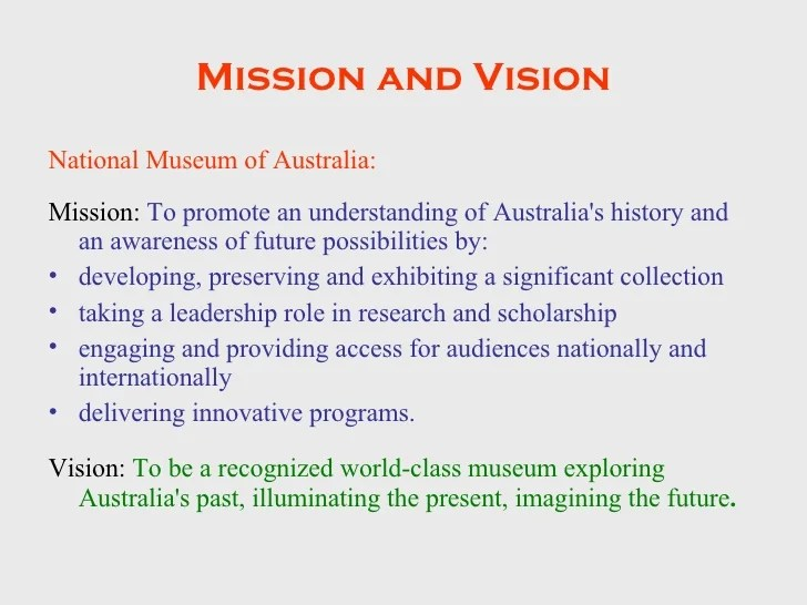 Team Mission Statement Examples