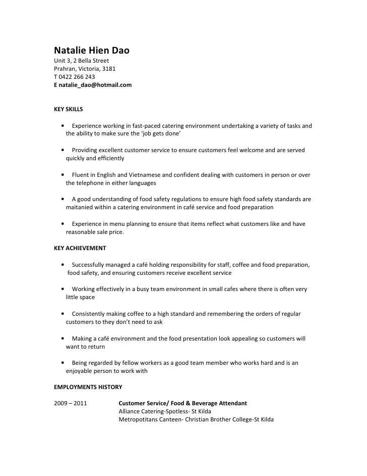 natalie hien dao resume for food service assistant rtf