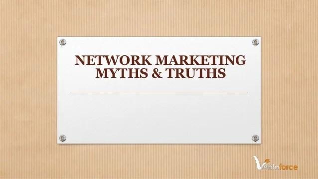 Afbeeldingsresultaat voor MYTHES NETWORKMARKETING