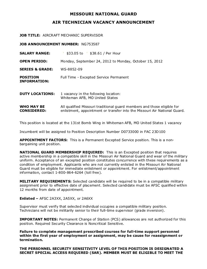 aircraft mechanic resume sample