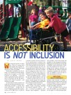 Accessibility is not inclusion article
