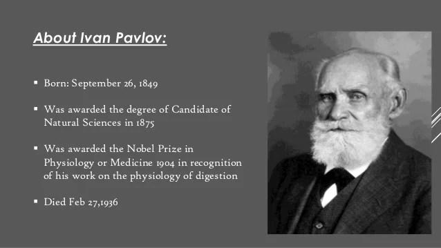 Image result for pavlov