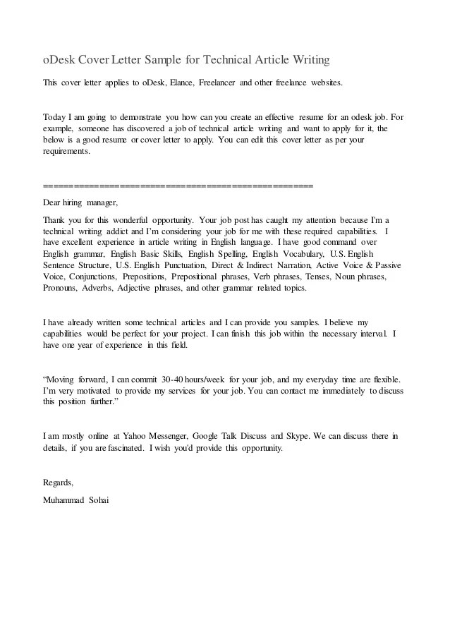 Doc.#: How to Create a General Cover Letter – General Resume Cover ...