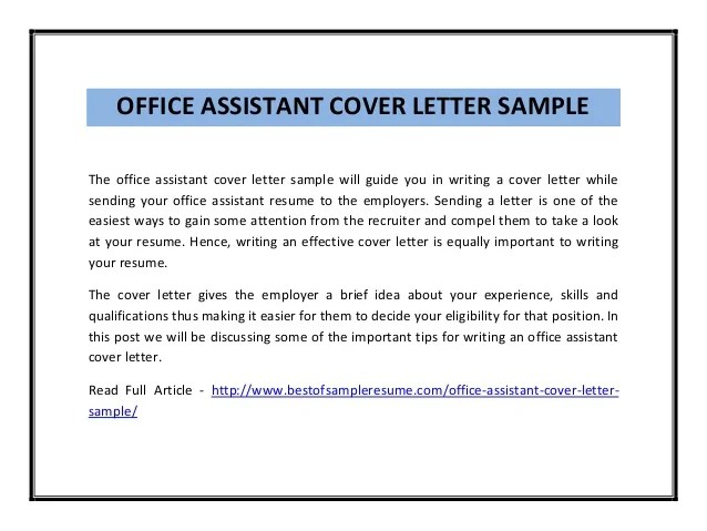 healthcare office administration cover letter sample. cover ...