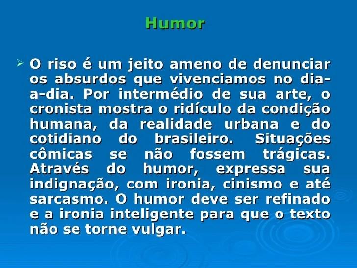 Contos E Cronicas De Humor Saraiva