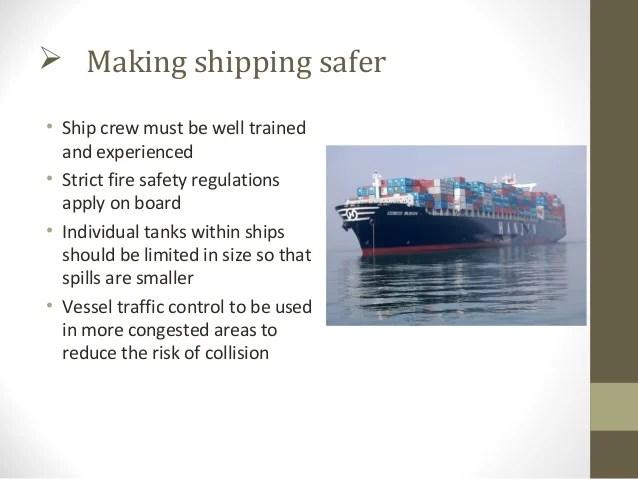 Oil Spills Prevention
