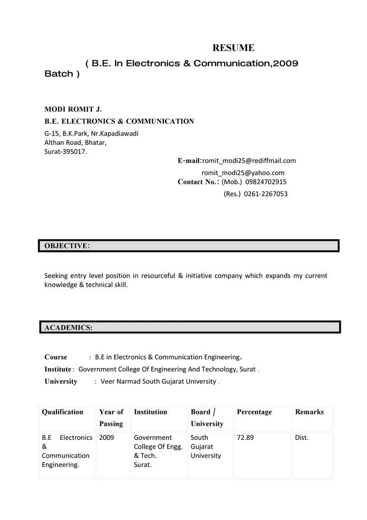 Monster India Sample Resume. Job Description Sample Monster Resume