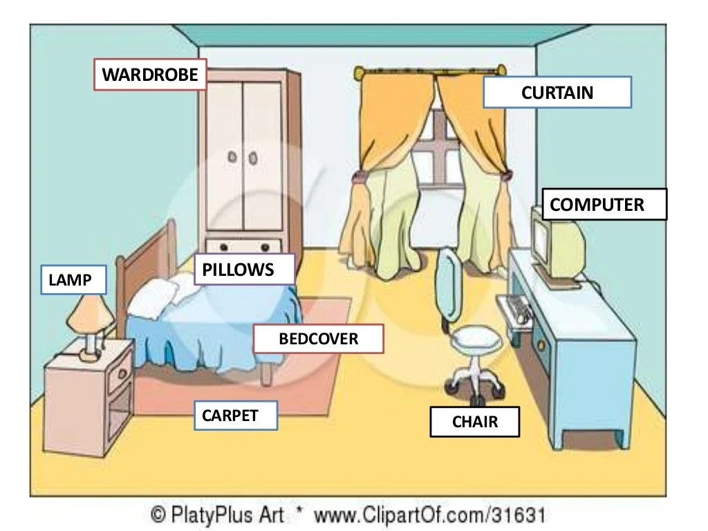 Describing Bedroom