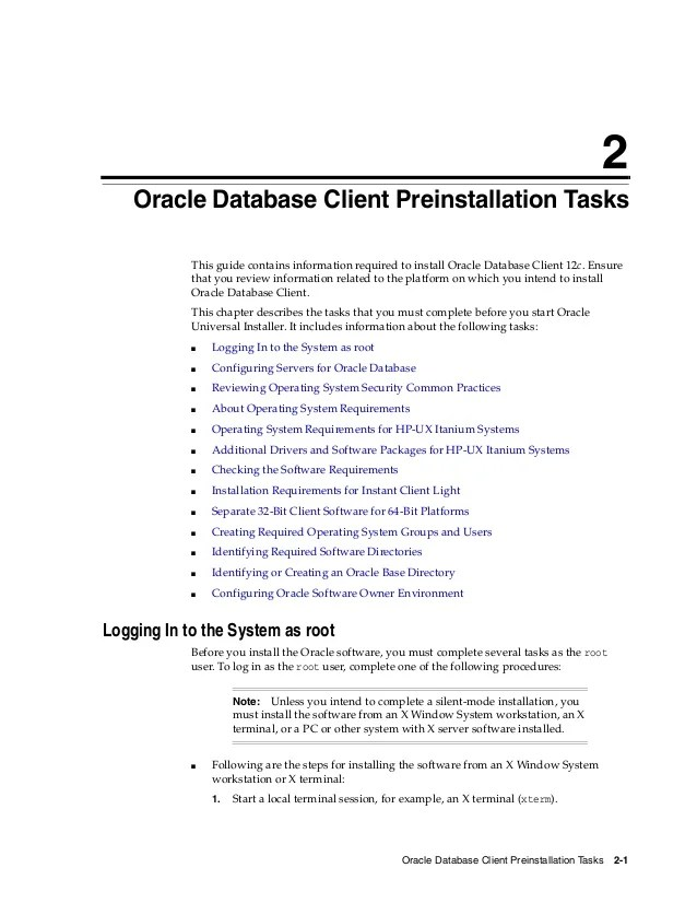 Database Security Guide 12c